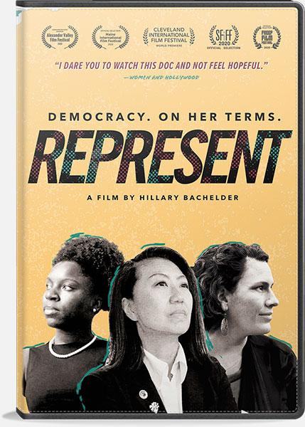 Represent Documentary on DVD